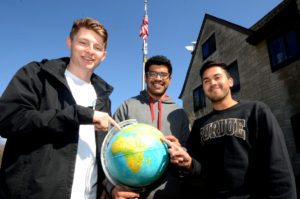 Chapter integrates international students