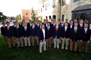 Chapter welcomes 30 new associate members