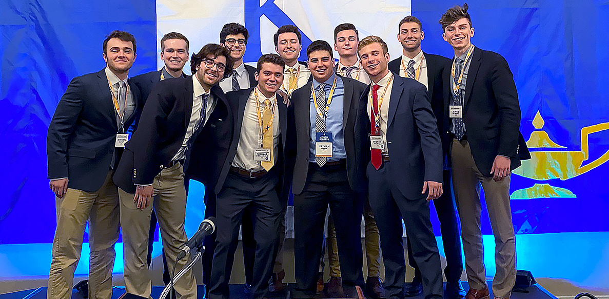 1/12/20 Pi Kapp College Attendees